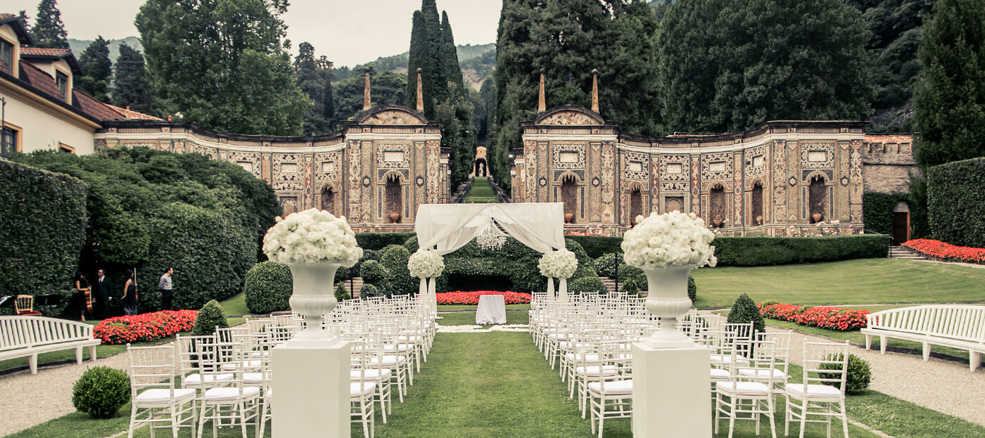 Experience a unique and unforgettable luxury wedding in Lake Como. Visit us online for more information and start planning your perfect wedding today!