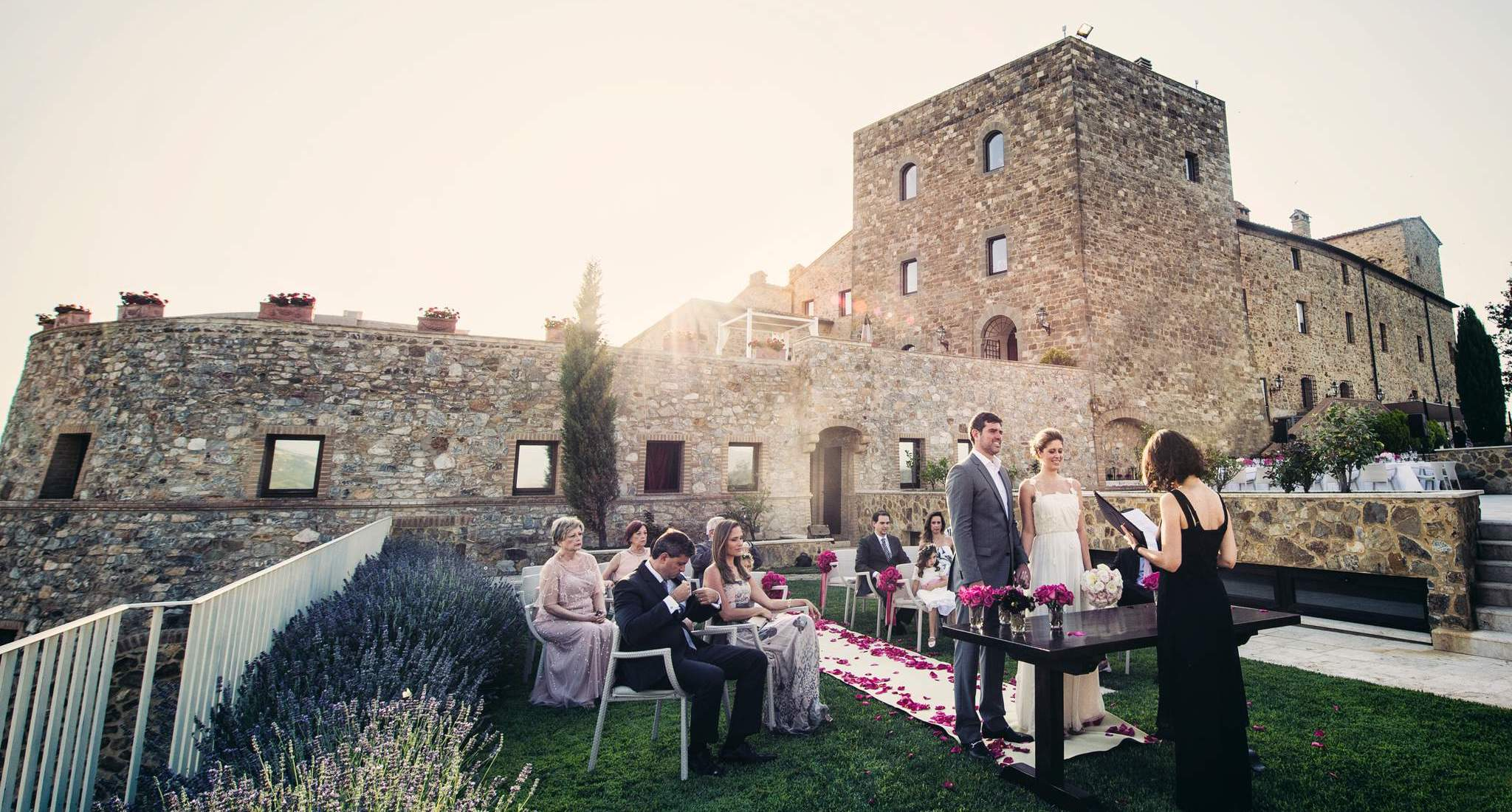 Wedding Venues in Montalcino